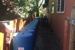 9 + 25 Barrels - Davis Residence