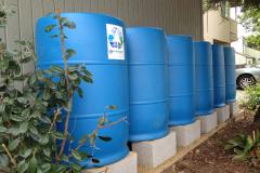 6 Barrels - Davis Residence