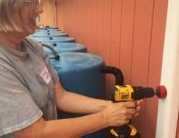 Installing Downspout Diverter