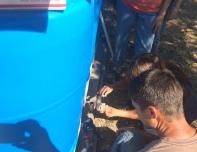 installing spigot