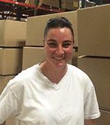 Danielle Rickards, Warehouse
