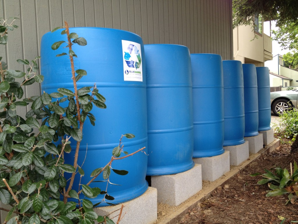 Rain Barrels Los Angeles