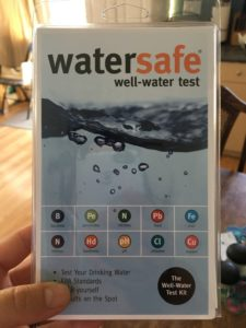 Home Water Testing Kit