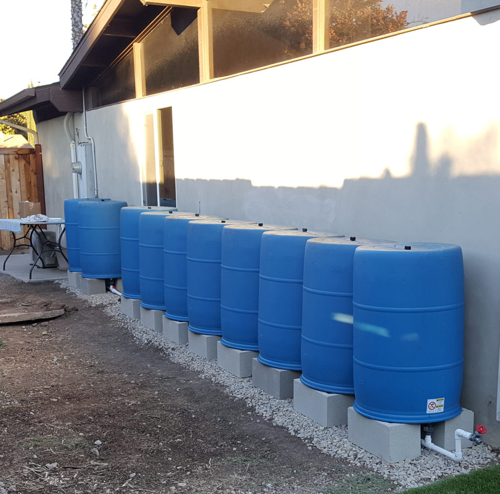 """Up and filling! Easy as 1-2-3 with BlueBarrel's instructions and videos. You guys made this project a piece of cake. Thanks for your help!"" <div class=""customer"">- Ben 