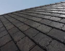 rubber roofing shingles