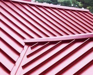 metal roof good for rainwatercatchment in tropics