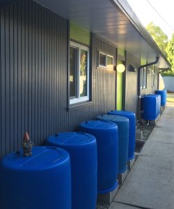 BlueBarrel Rainwater Catchment System